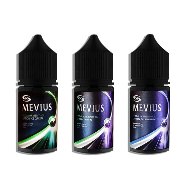 MEVIUS OPTION SALT NIC 30 ML