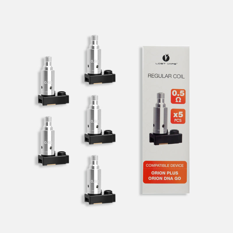 ORION PLUS COIL 1 PACK 5 PCS - EcigPodVape