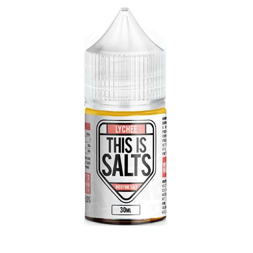 THIS IS SALT 30 ML - ลิ้นจี้ / Lychee