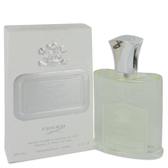 ROYAL WATER by Creed Millesime Spray 4 oz for Men