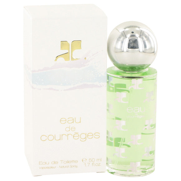 EAU DE COURREGES by Courreges Eau De Toilette Spray 1.7 oz for Women