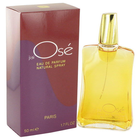 JAI OSE by Guy Laroche Eau De Parfum Spray 1.7 oz for Women