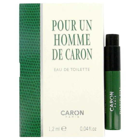 CARON Pour Homme by Caron Vial (sample) .06 oz  for Men - ParaFragrance