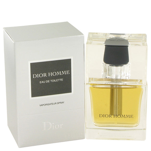 Dior Homme by Christian Dior Eau De Toilette Spray 1.7 oz for Men