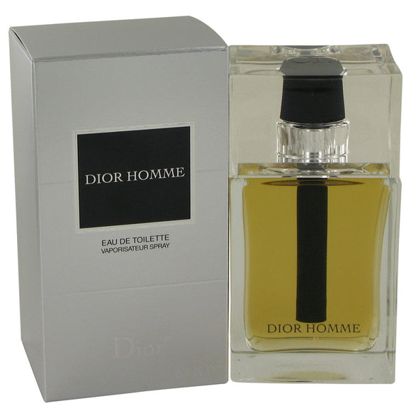 Dior Homme by Christian Dior Eau De Toilette Spray 3.4 oz for Men