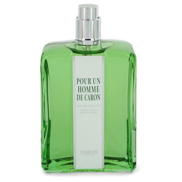 CARON Pour Homme by Caron Eau De Toilette Spray (Tester) 4.2 oz for Men - ParaFragrance