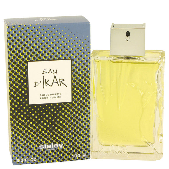 Eau D'Ikar by Sisley Eau De Toilette Spray 3.3 oz for Men