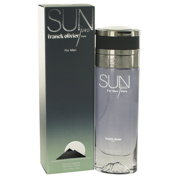 Sun Java by Franck Olivier Eau De Toilette Spray 2.5 oz for Men