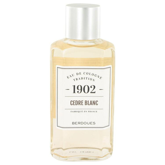1902 Cedre Blanc by Berdoues Eau De Cologne 8.3 oz for Women - ParaFragrance