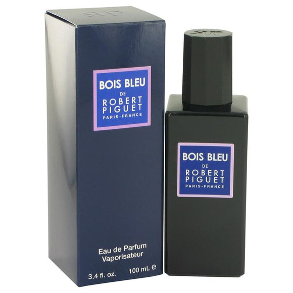 Bois Bleu by Robert Piguet Eau De Parfum Spray (Unisex) 3.4 oz for Women - ParaFragrance