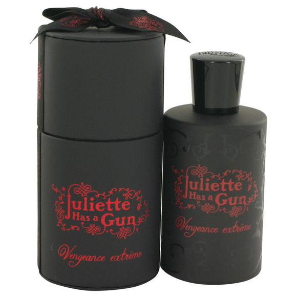 Lady Vengeance Extreme by Juliette Has a Gun Eau De Parfum Spray 3.3 oz for Women - ParaFragrance
