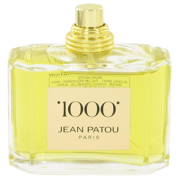 1000 by Jean Patou Eau De Parfum Spray (Tester) 2.5 oz for Women - ParaFragrance