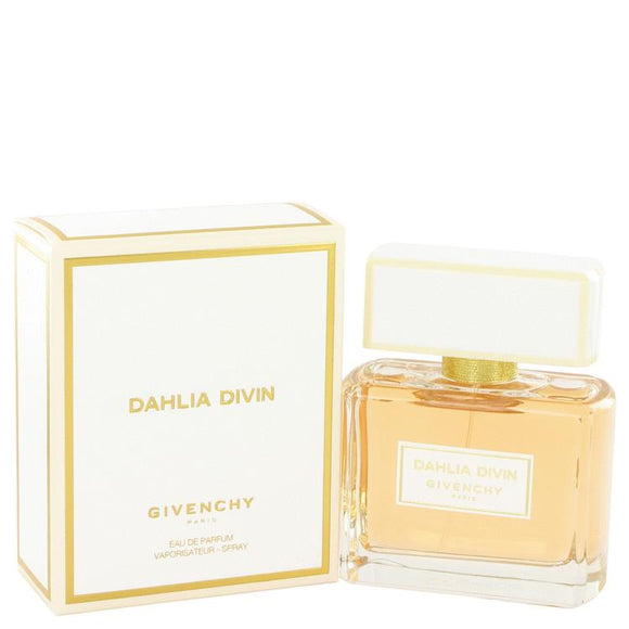 Dahlia Divin by Givenchy Eau De Parfum Spray 2.5 oz for Women - ParaFragrance