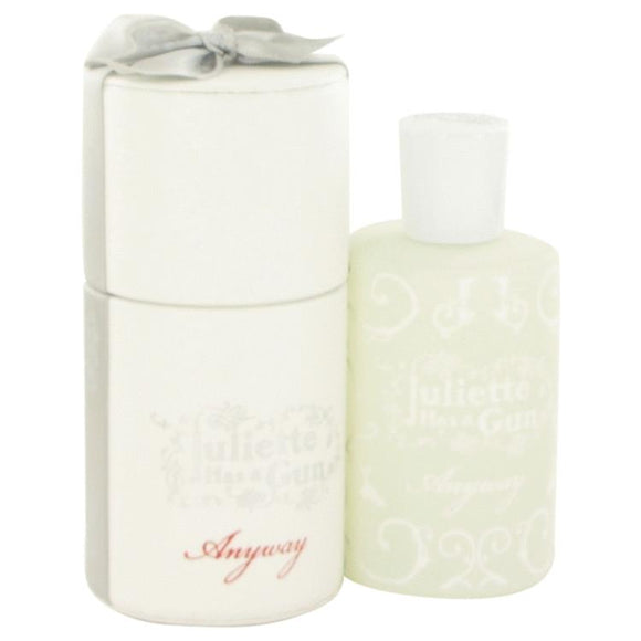 Anyway by Juliette Has a Gun Eau De Parfum Spray 3.3 oz for Women - ParaFragrance