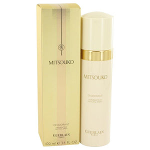 MITSOUKO by Guerlain Deodorant Spray 3.4 oz for Women - ParaFragrance