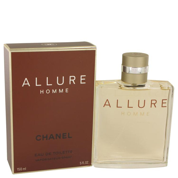 ALLURE by Chanel Eau De Toilette Spray 5 oz for Men - ParaFragrance