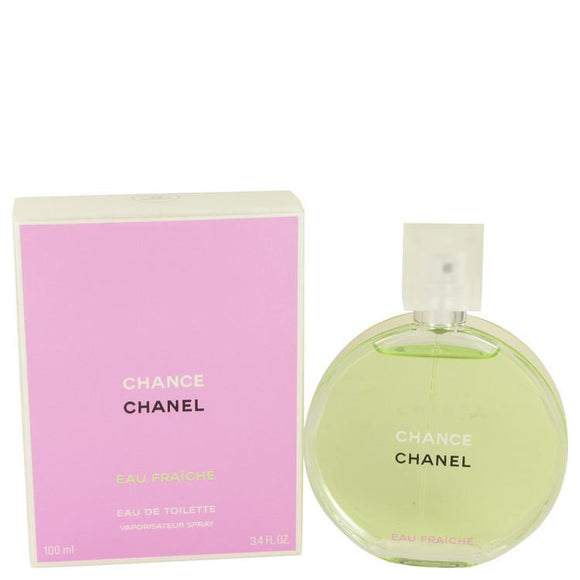 Chance by Chanel Eau Fraiche Spray 3.4 oz for Women