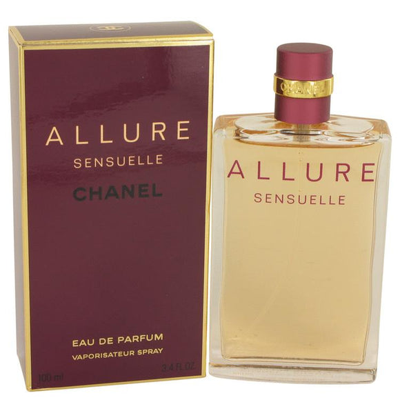 Allure Sensuelle by Chanel Eau De Parfum Spray 3.4 oz for Women - ParaFragrance