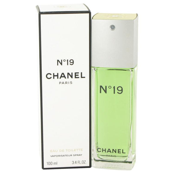 CHANEL 19 by Chanel Eau De Toilette Spray 3.4 oz for Women - ParaFragrance