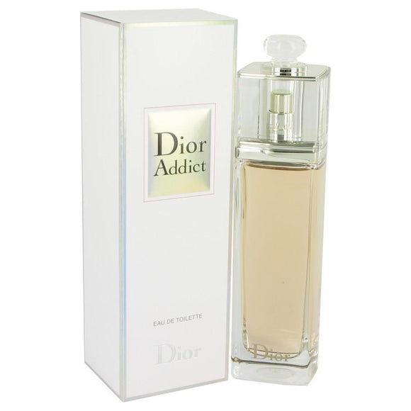 Dior Addict by Christian Dior Eau De Toilette Spray 3.4 oz for Women - ParaFragrance