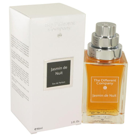 Jasmin De Nuit by The Different Company Eau De Parfum Spray 3 oz for Women - ParaFragrance