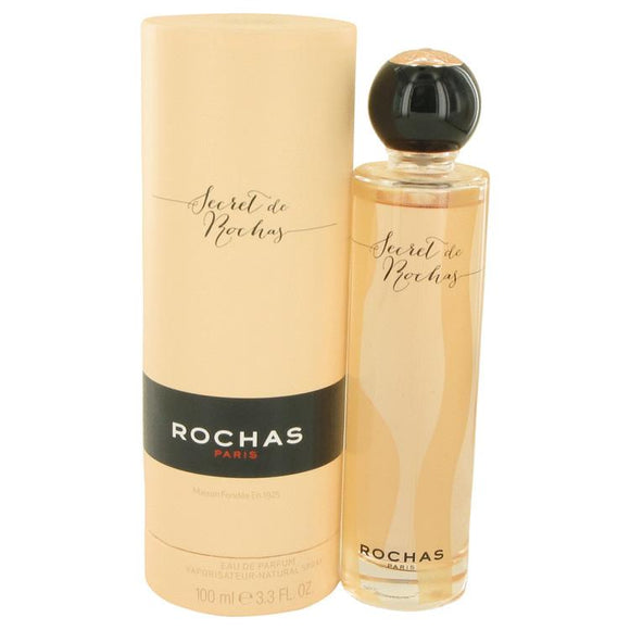 Secret De Rochas by Rochas Eau De Parfum Spray 3.3 oz for Women