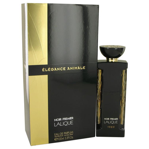 Elegance Animale by Lalique Eau De Parfum Spray 3.3 oz for Women - ParaFragrance