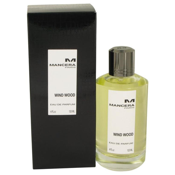 Mancera Wind Wood by Mancera Eau De Parfum Spray 4 oz for Men - ParaFragrance