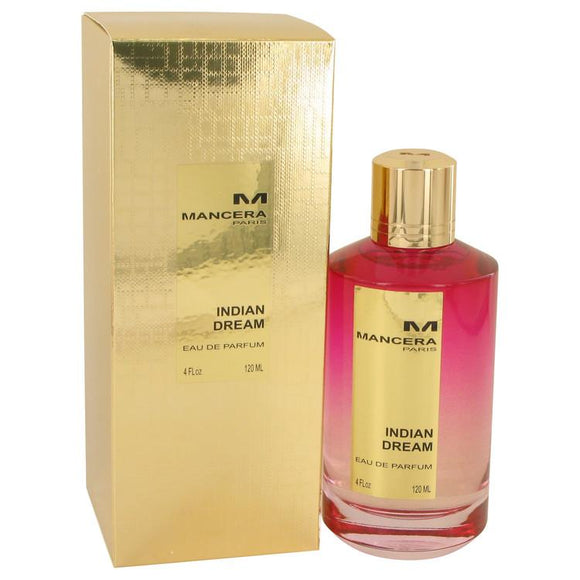 Mancera Indian Dream by Mancera Eau De Parfum Spray 4 oz for Women - ParaFragrance