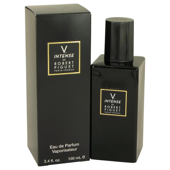 Robert Piguet V Intense (Formerly Visa) by Robert Piguet Eau De Parfum Spray 3.4 oz for Women - ParaFragrance