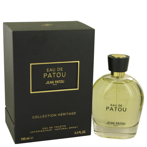 EAU DE PATOU by Jean Patou Eau De Toilette Spray (Heritage Collection Unisex) 3.4 oz for Men - ParaFragrance