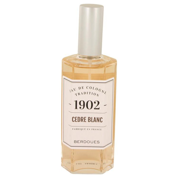 1902 Cedre Blanc by Berdoues Eau De Cologne Spray (unboxed) 4.2 oz for Women - ParaFragrance