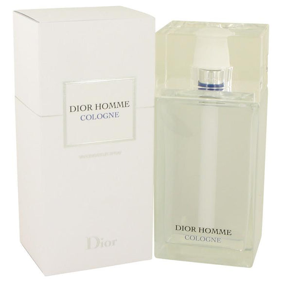 Dior Homme by Christian Dior Cologne Spray 6.8 oz for Men