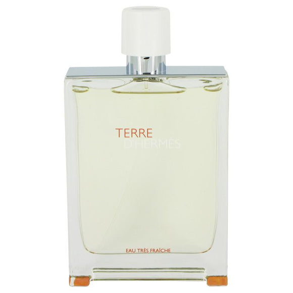 Terre D'Hermes by Hermes Eau Tres Fraiche Eau De Toilette Spray (Tester) 4.2 oz for Men - ParaFragrance