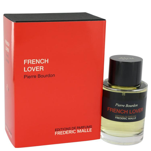 French Lover by Frederic Malle Eau De Parfum Spray 3.4 oz for Men - ParaFragrance