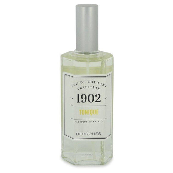 1902 Tonique by Berdoues Eau De Cologne Spray (Tester) 4.2 oz for Women - ParaFragrance