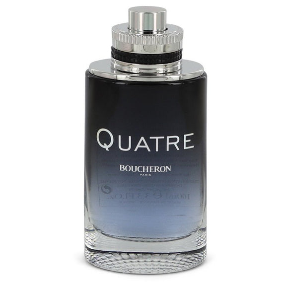 Quatre Absolu De Nuit by Boucheron Eau De Parfum Spray (Tester) 3.4 oz for Men