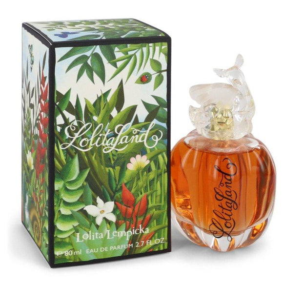 Lolitaland by Lolita Lempicka Eau De Parfum Spray 2.7 oz for Women - ParaFragrance