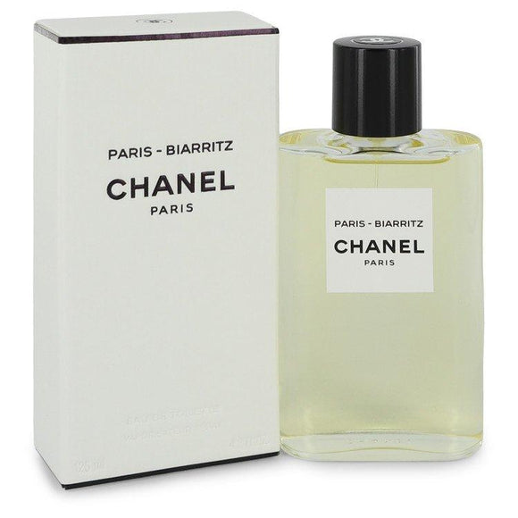 Chanel Paris Biarritz by Chanel Eau De Toilette Spray 4.2 oz for Women - ParaFragrance