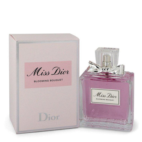 Miss Dior Blooming Bouquet by Christian Dior Eau De Toilette Spray 5 oz for Women - ParaFragrance