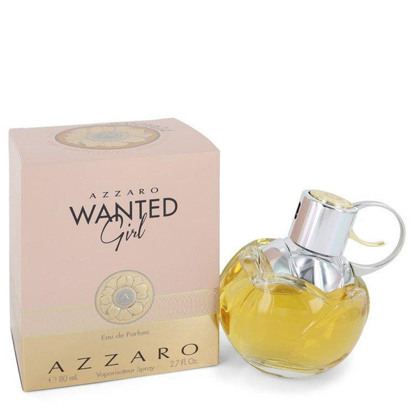 Azzaro Wanted Girl by Azzaro Eau De Parfum Spray 2.7 oz for Women - ParaFragrance
