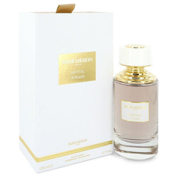 Santal De Kandy by Boucheron Eau De Parfum Spray 4.1 oz for Women - ParaFragrance