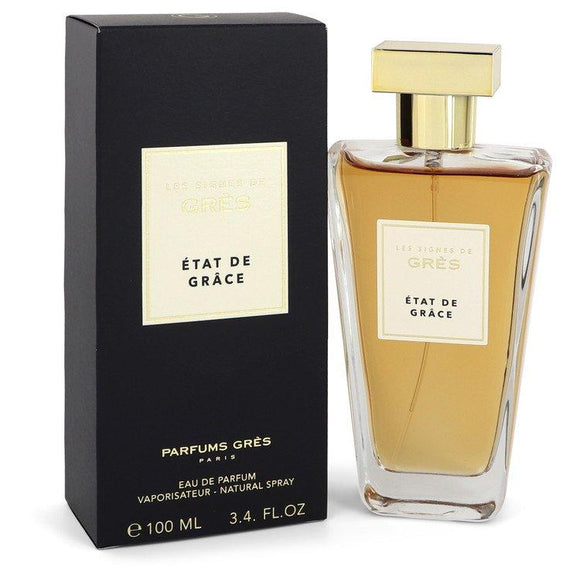 Etat De Grace by Gres Eau De Parfum Spray 3.4 oz for Women