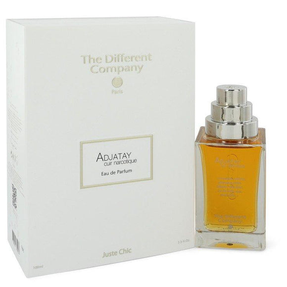 Adjatay Cuir Narcotique by The Different Company Eau De Parfum Spray 3.3 oz for Women - ParaFragrance