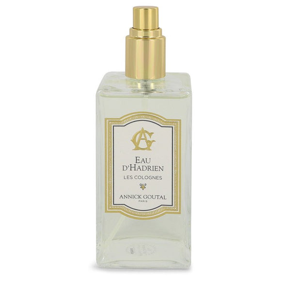 Les Colognes Eau D'hadrien by Annick Goutal Eau De Toilette Spray (Tester) 6.7 oz for Men