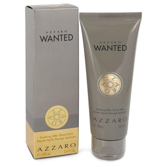 Azzaro Wanted by Azzaro After Shave Balm 3.4 oz  for Men - ParaFragrance