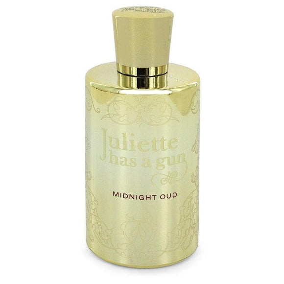 Midnight Oud by Juliette Has a Gun Eau De Parfum Spray (Tester) 3.4 oz for Women - ParaFragrance