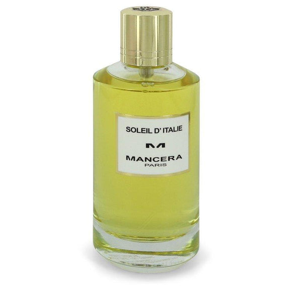 Mancera Soleil D'Italie by Mancera Eau De Parfum Spray (Unisex Tester) 4 oz for Women - ParaFragrance