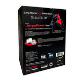 JumpsPower™ AMG8S Powersports Battery - Pocket Jump Starter With Ingenious Spark-Proof Clamp + Powerbank