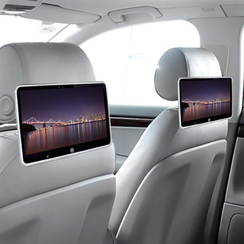 10 inches Clip Type LCD Monitor Car Entertainment System